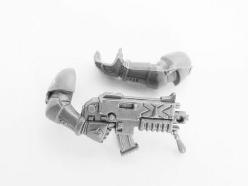 death company bolt guns (random)